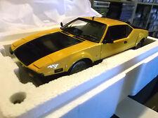 DE TOMASO Pantera GTS V8 Ford gelb yellow black 08852YK Kyosho Highend NEU 1:18