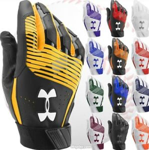 Under-Armour-UA-Clean-Up-Baseball-Softball-Batting-Gloves-Adult-Men-039-s-1299530