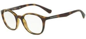 Brillenfassungen Emporio Armani 3079 49 5026 Dark Havanna Sunglasses Occhiale Ansicht Eyewear Augenoptik