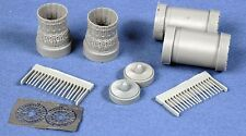 Aires 1/72 F15C/D Exhaust Nozzles Late For HSG AHM7170