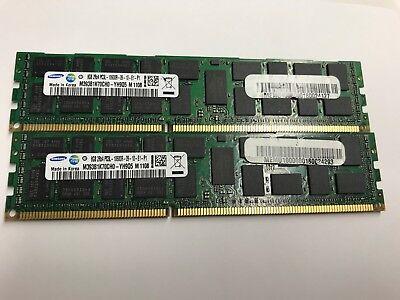 16GB Kit 2X 8GB Mac Pro Mid 2012 A1289 MD770LL//A MD772LL//A MacPro5,1 Memory Ram