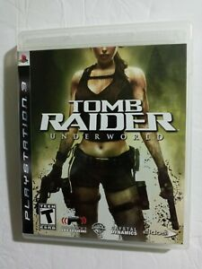 Tomb Raider Underworld- Ps3- 2008- With Booklet