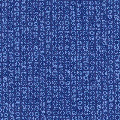 Horizon 27199-13 Ultramarine Constellation Priced Per ½ Yard Moda Quilt Fabric