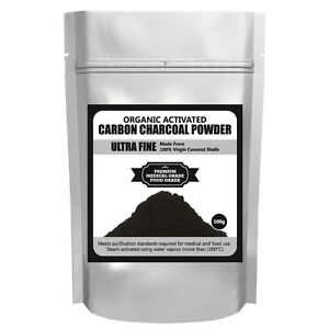 Activated coconut charcoal