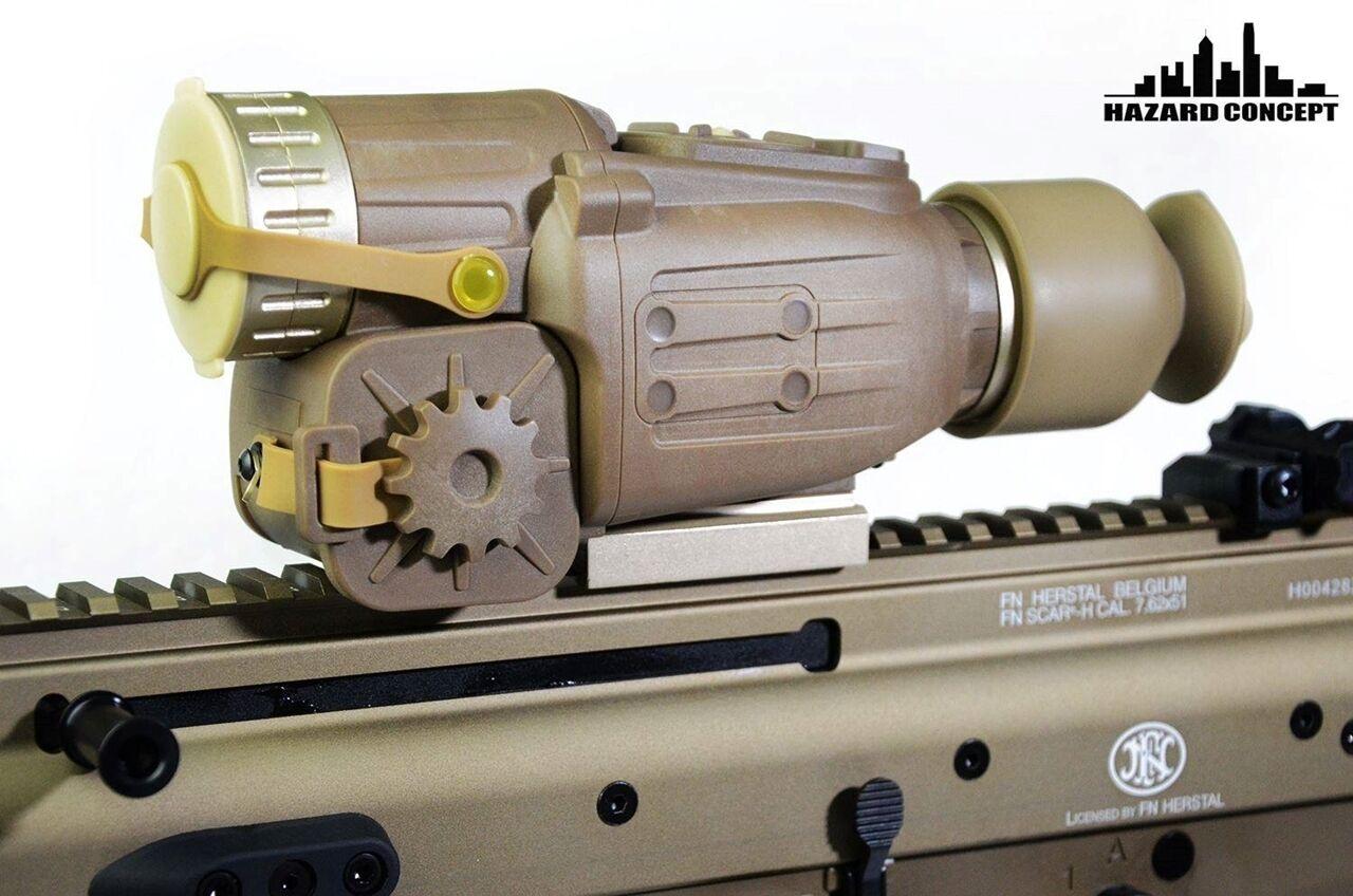 HAZARD CONCEPT CNVD-T Dummy Limited Edition (TAN) HC-001-TAN
