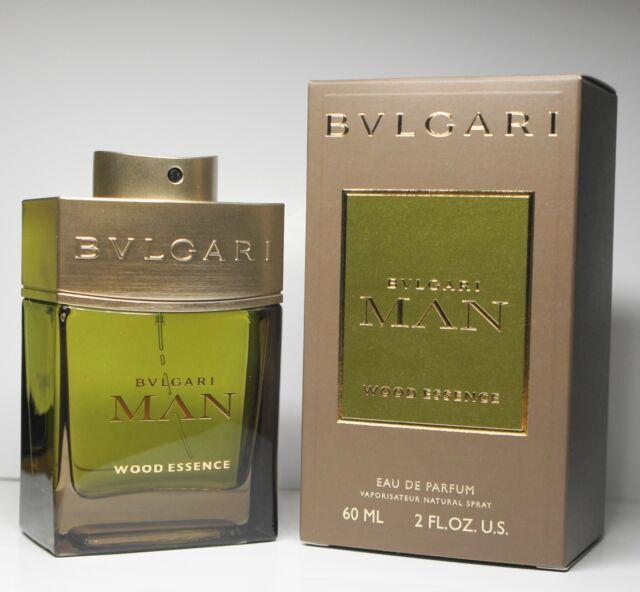 2018 Bvlgari MAN Wood Essence eau de parfum edp 60 ml 2 oz NIB sealed a3c0731b49