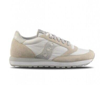 Saucony Originals Jazz Scarpe Sneaker Bianco Grigio 2044 396 45