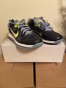 Nike Lebron 9 Low Obsidian Cyber Blue