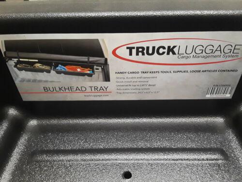 Truxedo 1704900 Bulkhead Tray Truck Luggage Storage Bin Brand New Make Offer!