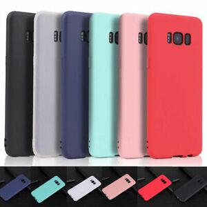 Slim-Matt-Soft-Silicone-Back-Case-Cover-for-Samsung-S9-S8-S9-S8-Note-8