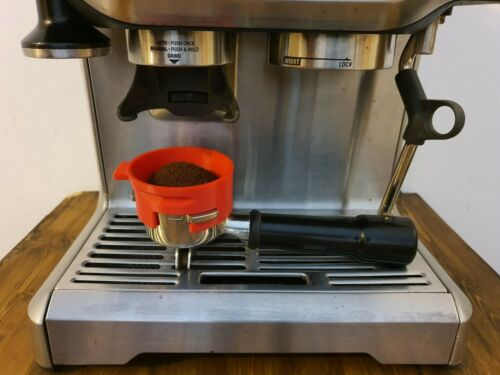 Breville//Sage Barista Express//Pro//Touch Dosing Funnel w Grinder Trigger Button