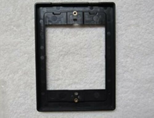 RETRO-DAPB Black IntraSonic Intercom Door Station Adapter for Nutone