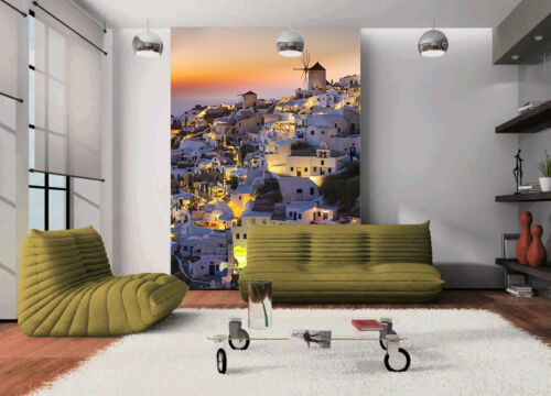 3D Seaside City 011 Wall Paper Wall Print Decal Wall Deco Indoor AJ Wall Paper