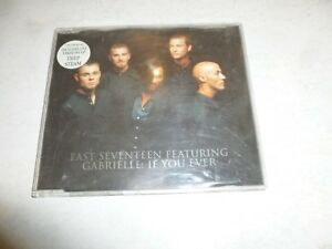 EAST-17-featuring-GABRIELLE-If-You-Ever-1996-UK-4-track-CD-single