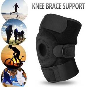 Knee-Brace-Support-Neoprene-Patella-stabilising-Belt-Adjustable-Strap-NHS-Use-WT