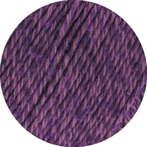 Wolle Kreativ 21 dunkelviolett 50 g Landlust Sommerseide Fb Lana Grossa