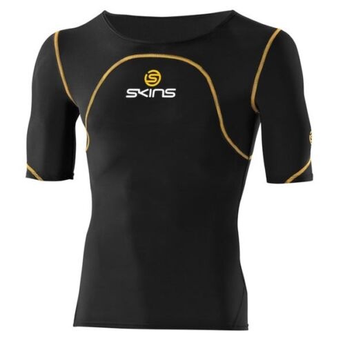 Medium Brand New Skins Compression Short Sleeve Shirt