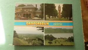 OLD-AUSTRALIAN-POSTCARD-1980s-CAMPERDOWN-VICTORIA