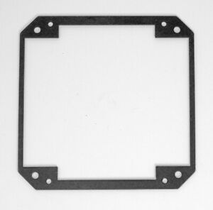 Omega D Adapter Plate For 4x5  Early Style Negative Carriers