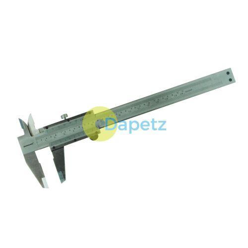 Externe Vernier caliper 150 mm Interne pas de détails précis NEUF profondeur
