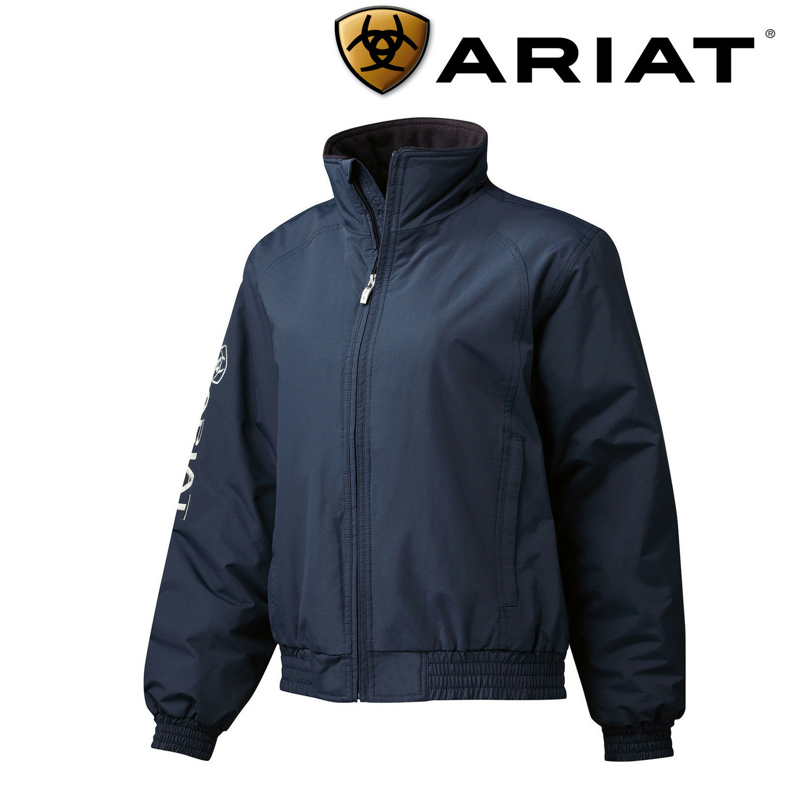 Ariat Para Hombre Impermeable Chaqueta estable