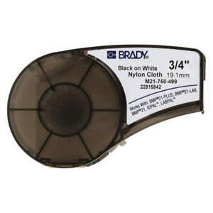 21 Length,Black on White,for Brady BMP21-PLUS,IDPAL,BMP21-LAB,LABPAL Label Maker Freshworld Compatible Tape Replacement for M21-500-595-WT Brady bmp21-plus 1//2 White Vinyl Film Label Tape,0.5 Width