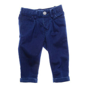NEW-Baby-Girls-BABY-GAP-Straight-Leg-Pull-on-Jeans-0-3mths-amp-3-6mths-RRP-40