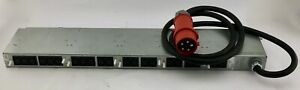 SGI-PDU-21-Steckdosenleiste-fuer-Server-230-400V-32A-21-C13-5-adrig-vertikal
