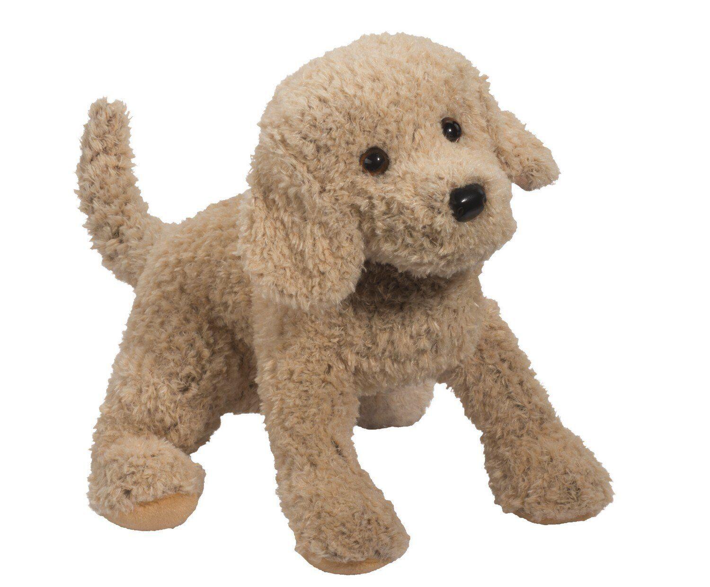 DOUGLAS Cuddle Toys 20  Travis golden Dog Stuffed Animal - 1858 NEW