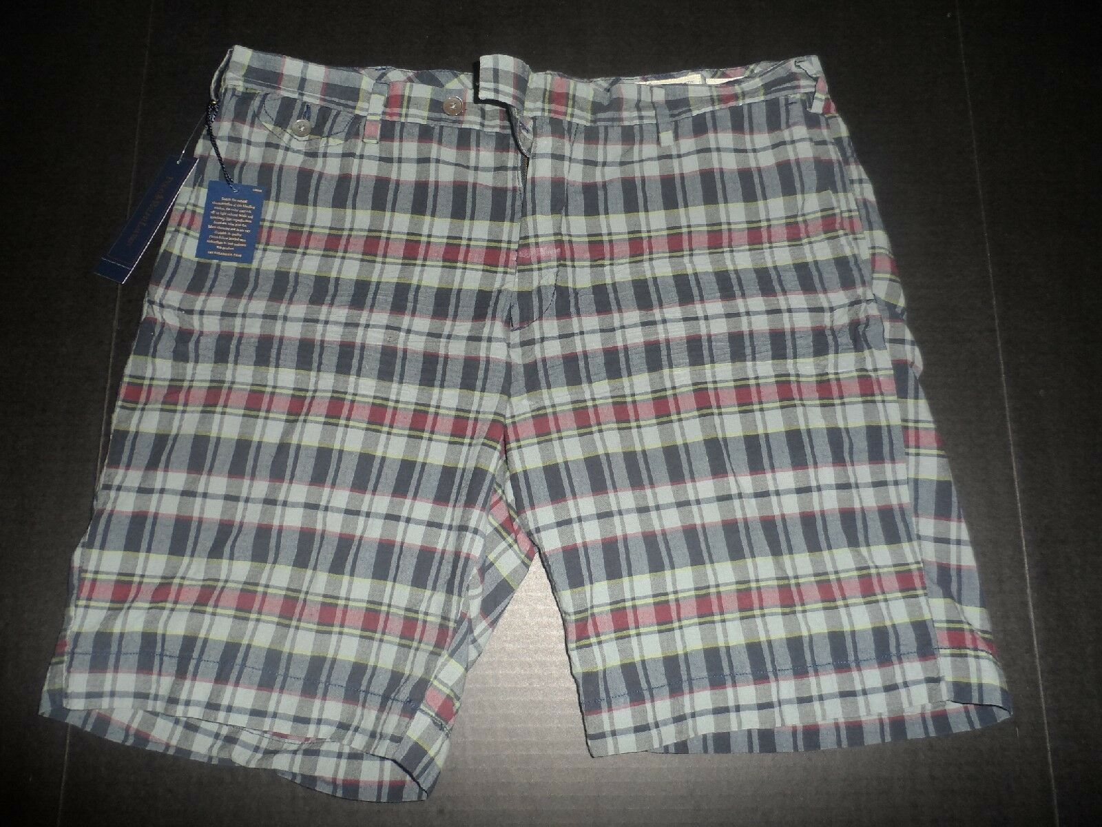 NWT Mens Ralph Lauren shorts Size  34 Style  5856793 ADCR color  bluee