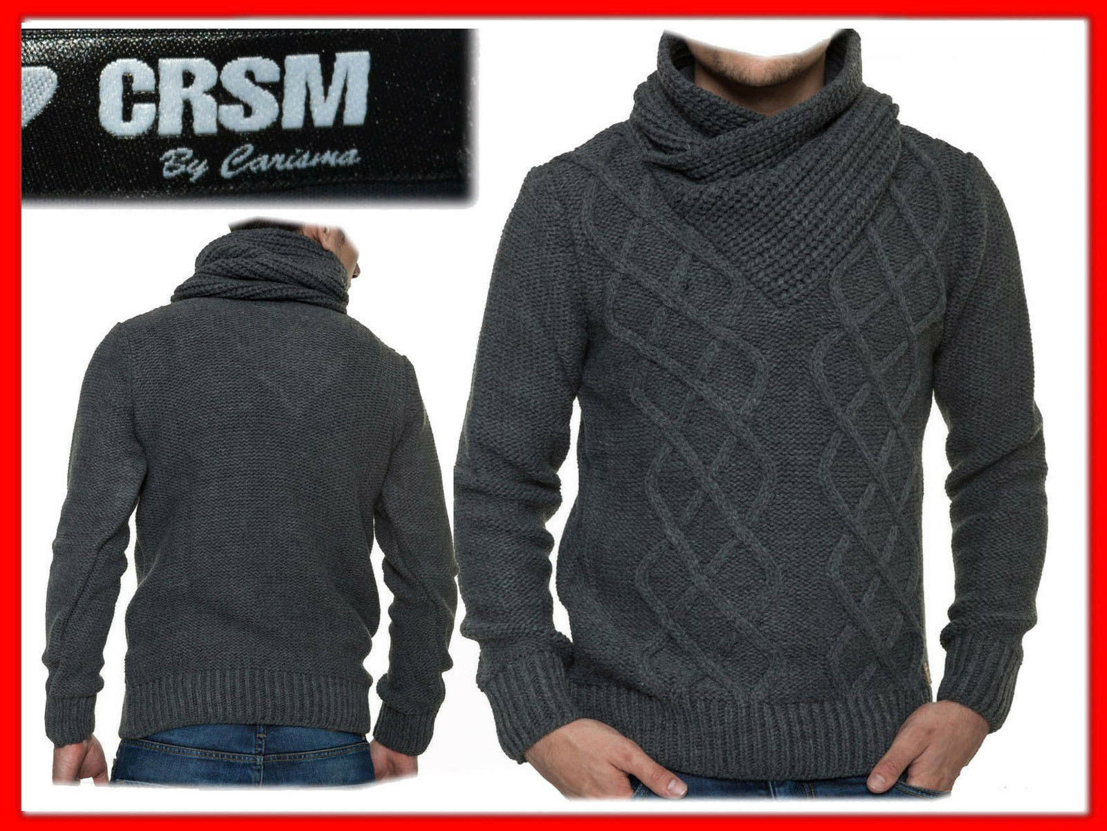 CARISMA Pull Man  M or L In Shop 95 E Here for Much Less  CA28 D-2