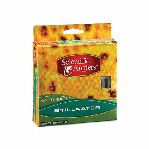 Scientific Anglers Mastery Series STILLWATER WF8S NEW in Box  Clear