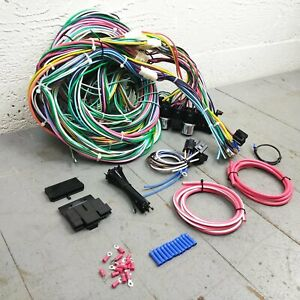 details about 1968 1974 plymouth roadrunner wire harness upgrade kit fits painless complete 1968 plymouth roadrunner classics for