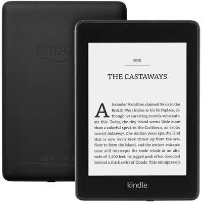 Amazon Kindle Paperwhite 8GB Wifi Black