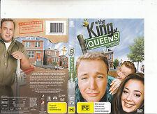 The King of Queens-1998/07-TV Series USA-3rd Season-[4 Disc]-DVD