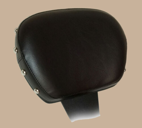 Chieftain Detachable Driver/'s Backrest//Backrest Pad for Indian Chief
