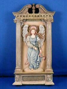 Guardian-Angel-Plaque-April-Angel-of-Power-RE53341