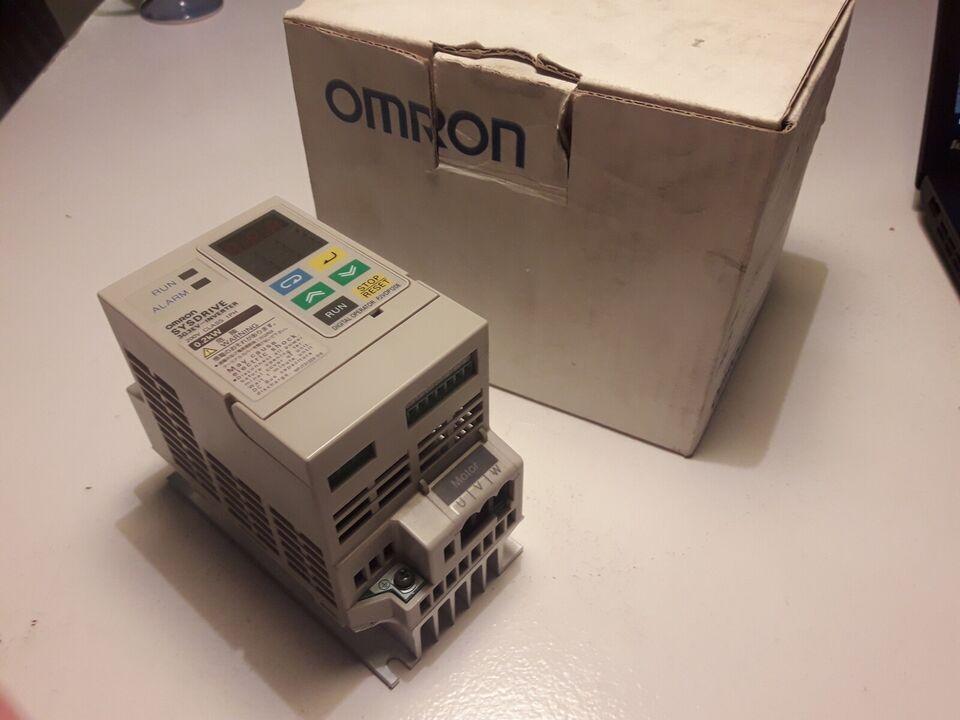 Frekvensomformer, Omron