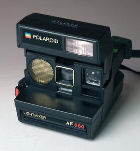 Polaroid AF 660 Sofortbildkamera, funktionsfähig - Heidekreis, Deutschland - Polaroid AF 660 Sofortbildkamera, funktionsfähig - Heidekreis, Deutschland