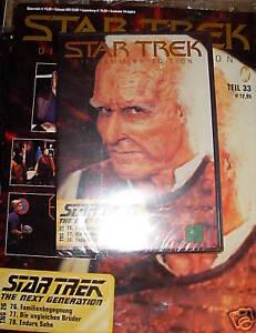 Star Trek/The next Generation/Sammler-Edition/Nr.33/DVD