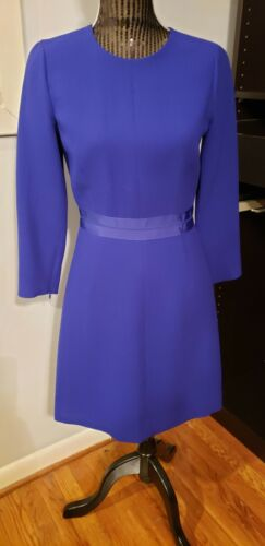 J.Crew Career/Interview/Occasion Dress- Royal Blue