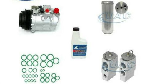 A//C Compressor kit Fits Mercedes-Benz ML320 ML430 ML500 ML55 AMG 98-02 OEM 77356