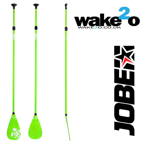 JOBE Green Fibreglass Paddle SUP stand up paddle board BRAND NEW