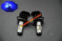 For Polaris Blue Led Headlights Bulbs 30w Head Light Lamps Globes Bulbs Atv Pair