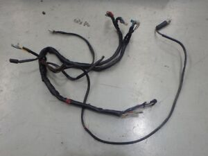 Remarkable Ferrari 328 Gts Door Wiring Loom Harness Cables Lhs Lhd J082 Ebay Wiring 101 Capemaxxcnl