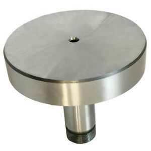 "2/"" Precision Lathe Face Plate 5C Fixture Mount Steel Collet 2/'/' x 3/'/'"