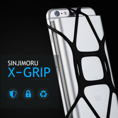 Black Sinjimoru New Concept Auxiliary Battery Cradle Auxiliary Battery X-Grip