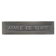 Agrafe pour médaille Ordonnance ARMÉE DE TERRE