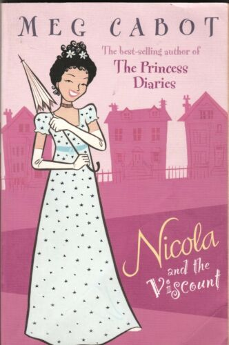 1 of 1 - NICOLA AND THE VISCOUNT Meg Cabot ~ SC 2002