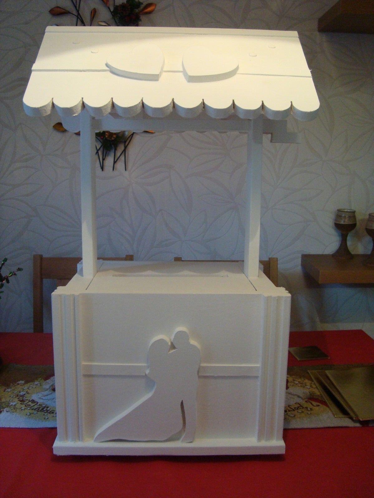Mariage Wishing Well for sale,, plus silhouettes de couple. livraison gratuite au Royaume-Uni -